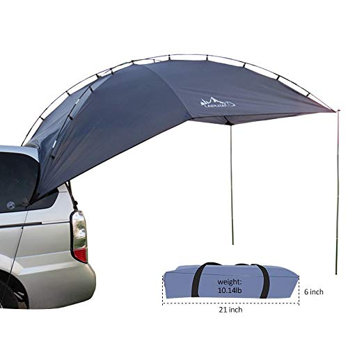 HUKOER Autokonto Outdoor Camping Camping...