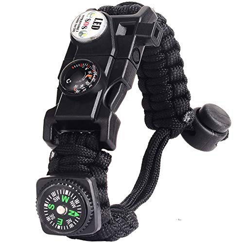 9 in 1 Survival Armband