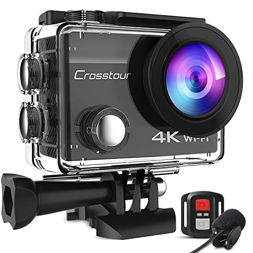 Crosstour 4K Action Cam