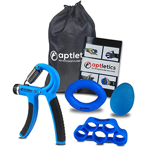 aptletics 5-in-1 Handtrainer Set - 4...