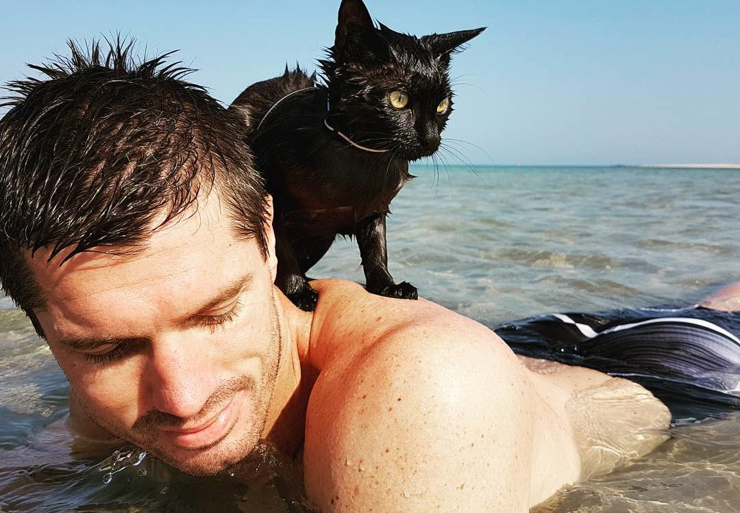 Nathan theBeachcat