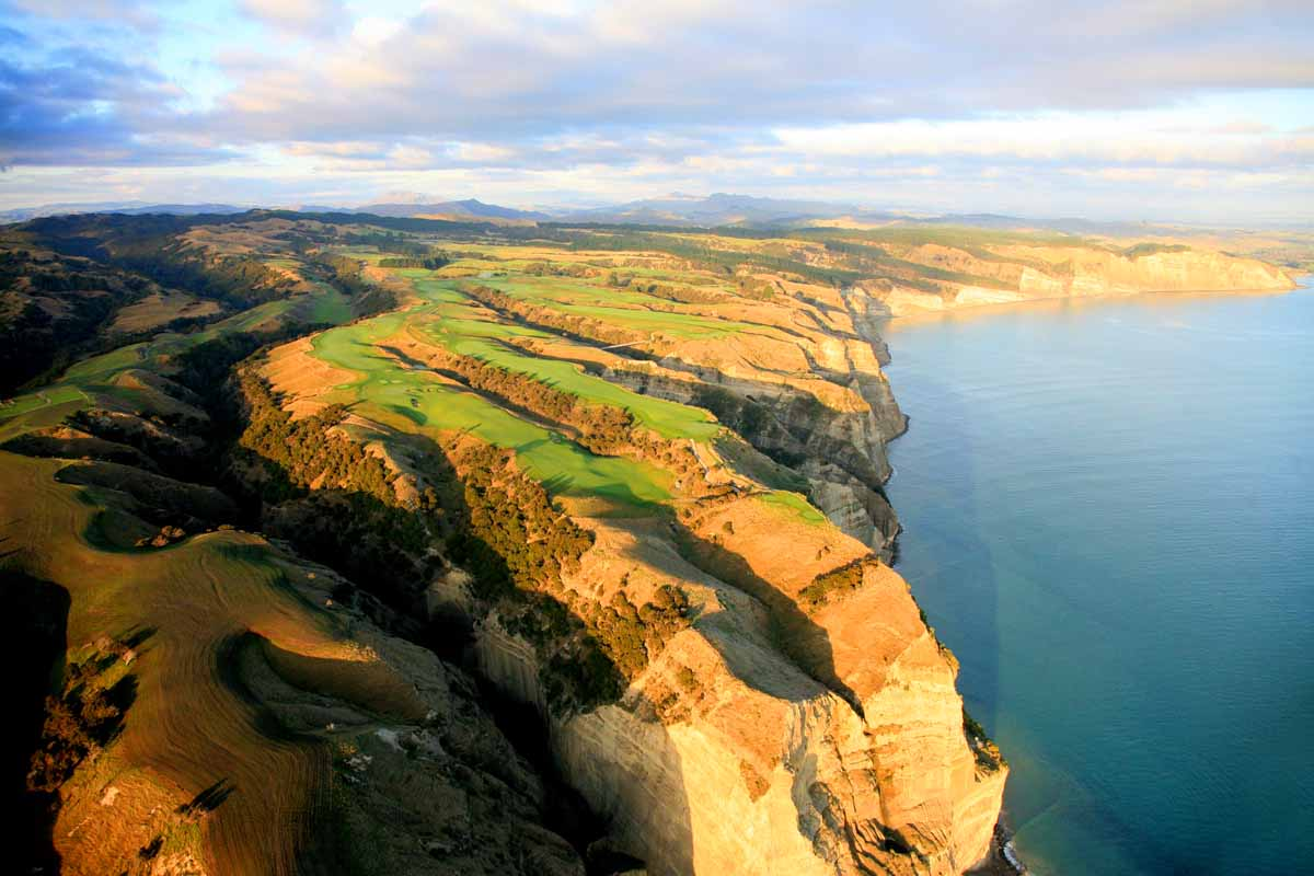 Highlights Neuseeland Cape Kidnappers Hawkes Bay