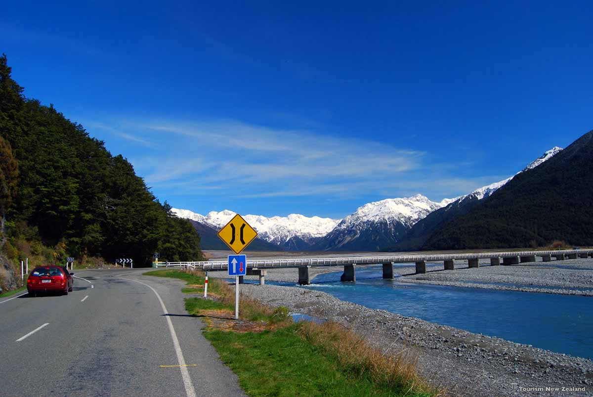 Neuseeland Highlights Arthurs Pass