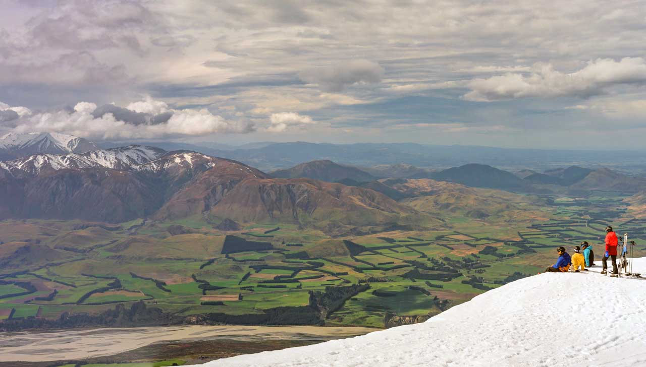 Highlights Neuseeland Mount Hutt