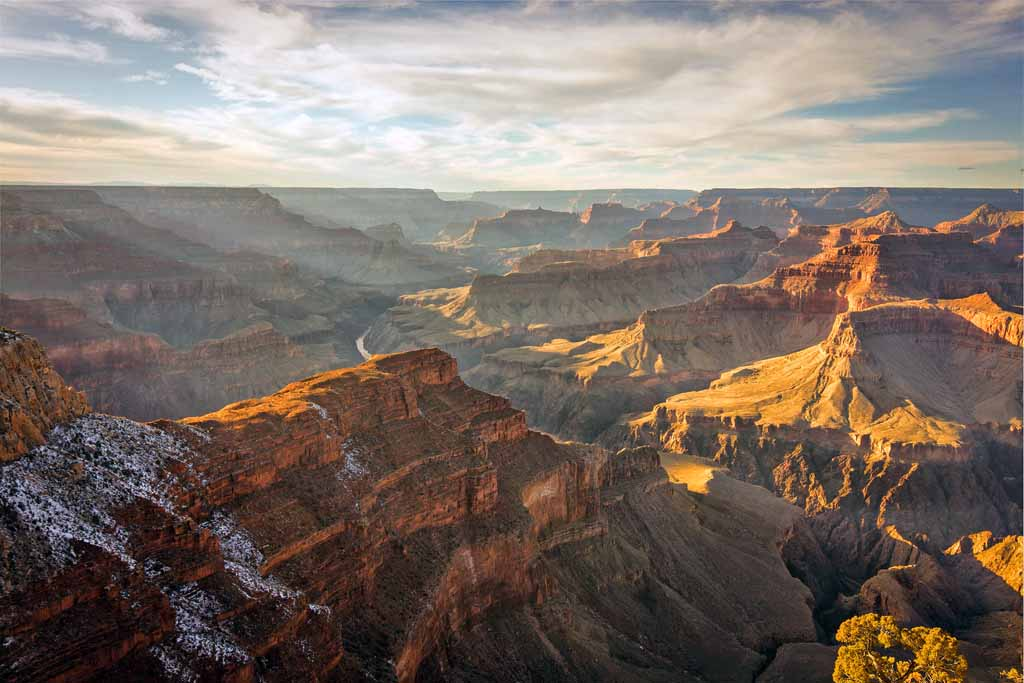 Beste Nationalparks USA Grand Canyon Nationalpark in Arizona