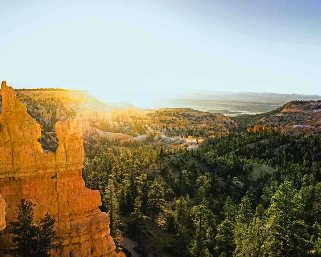 USA Nationalparks Bryce Canyon Nationalpark USA