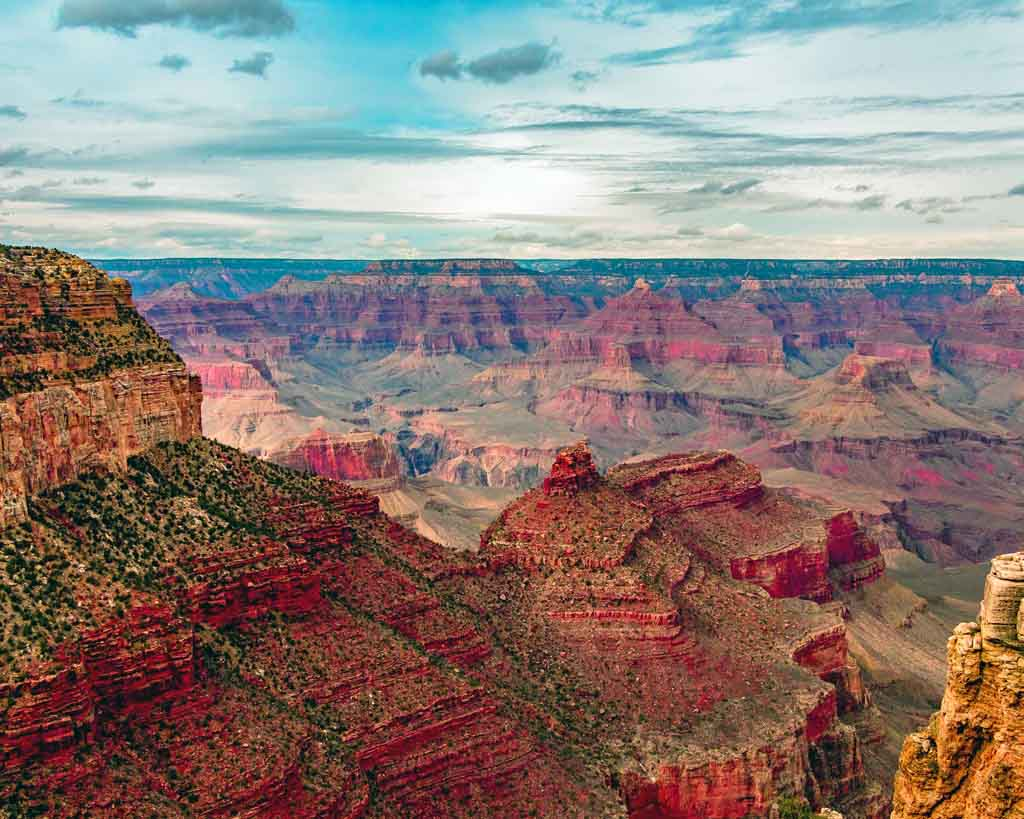 USA Natur Grand Canyon Nationalpark USA Liste