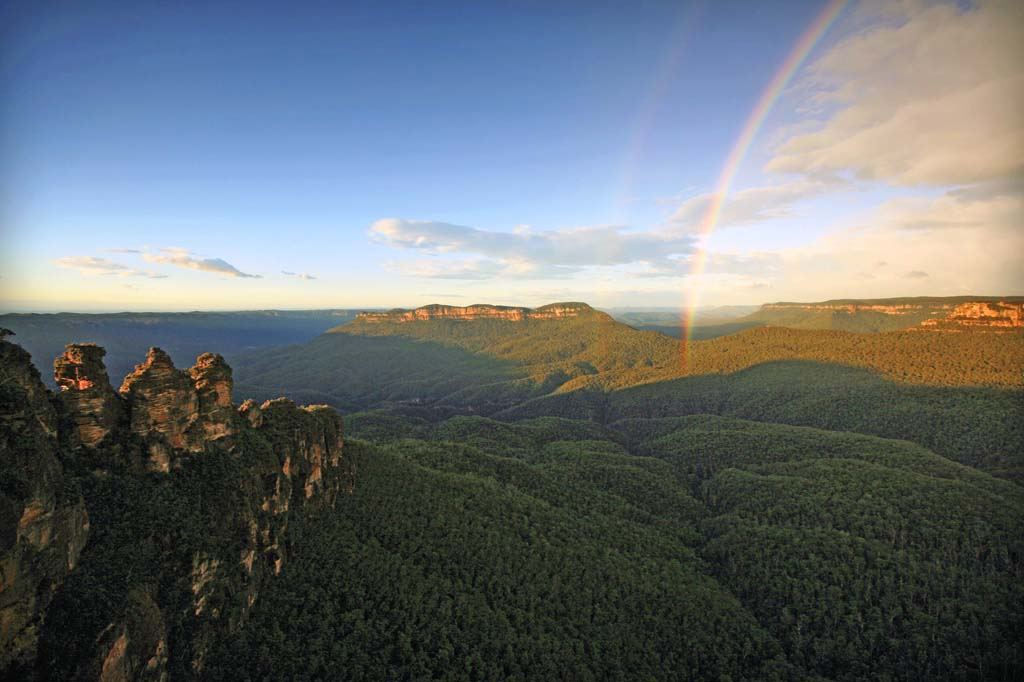 Australien Sehenswürdigkeiten New South Wales Blue Mountains