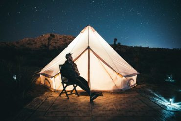 Camping Gadgets und Outdoor Equipment