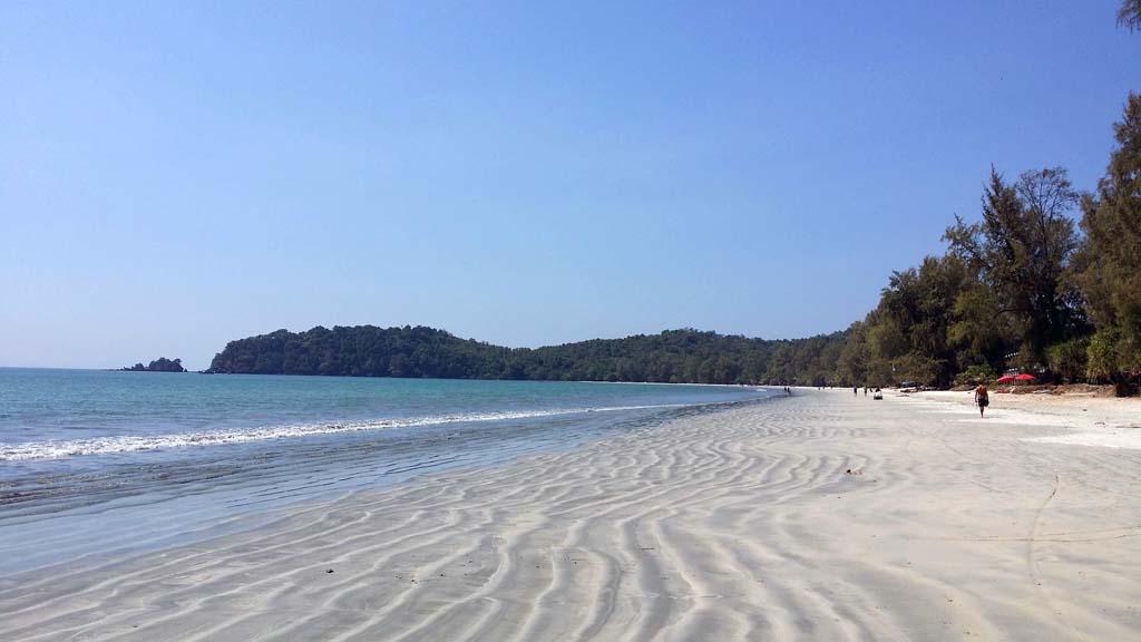 Reise nach Thailand Reiseziele Ko Payam