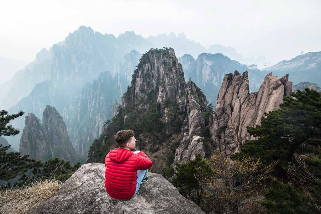 Nationalparks China Mount Huangshan
