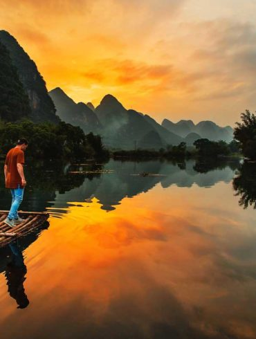 Nationalparks China Natur und Landschaften