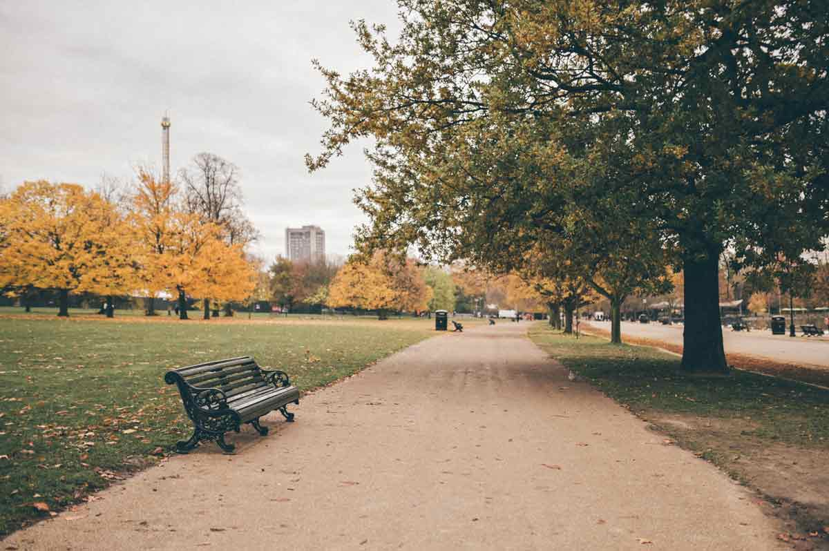 Sehenswürdigkeiten London Hyde Park